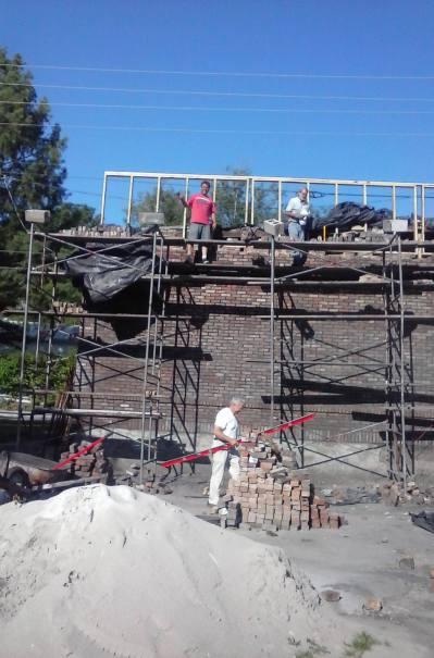 thump up brick repair