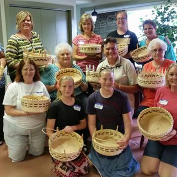 Baskets with Barbara - August