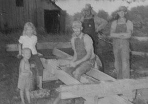 building a wagon