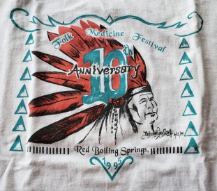 FMF 1995 t-shirt