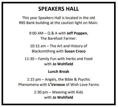 Educational Sessions Schedule