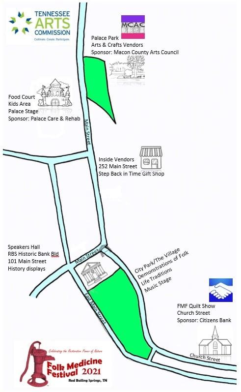 FMF Map 2021